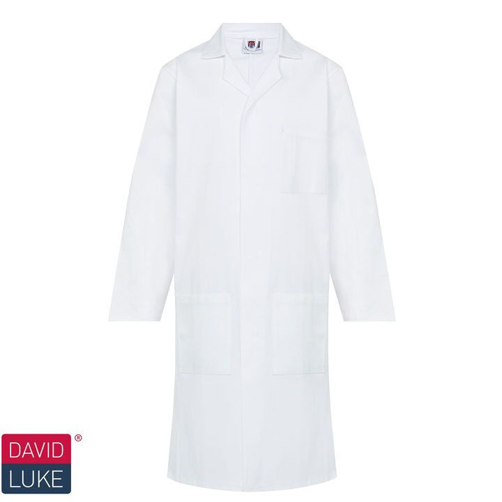 David Luke Heavyweight Labcoat (DL7)