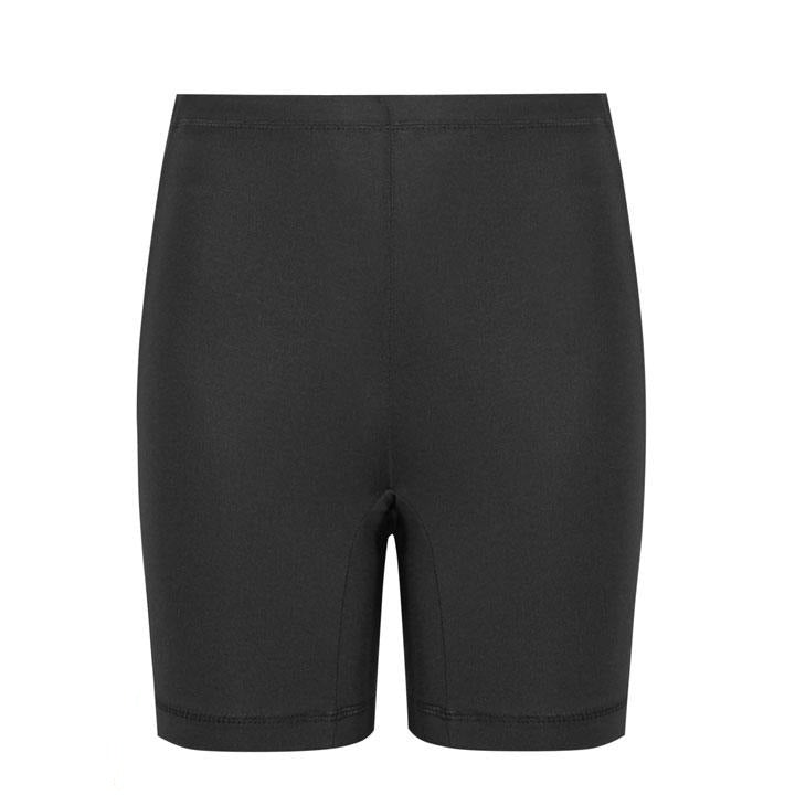 David Luke Technical Fitness Short Black