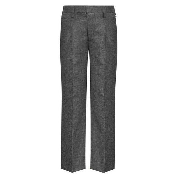 David Luke junior single pleated, regular fill pull up trousers (DL944)
