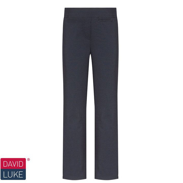 David Luke Girls Junior, Regular Fit Trousers