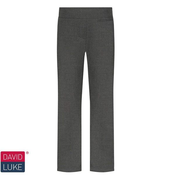 David Luke Girls Junior, Comfort Fit Trousers (DL971)