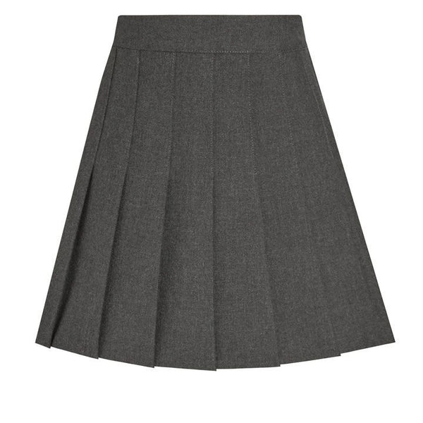 David Luke DL974 Skirt Grey