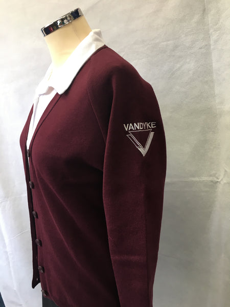 Vandyke Upper School Cardigan