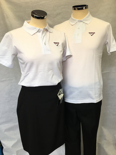 Vandyke Upper School Unisex Polo Shirt