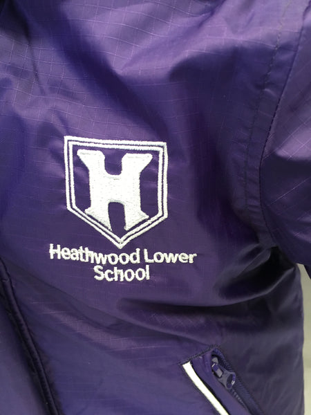 Heathwood Lower School Reversible Jacket