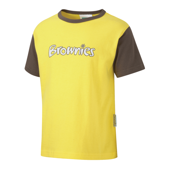 Brownies Short Sleeved T-Shirt - Wear2School