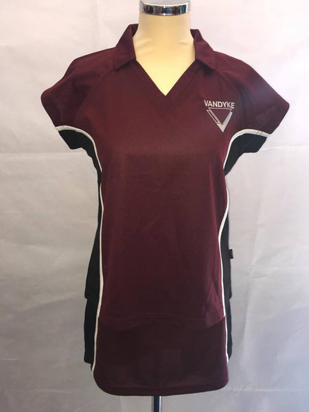 Vandyke Upper School Panelled PE Skort