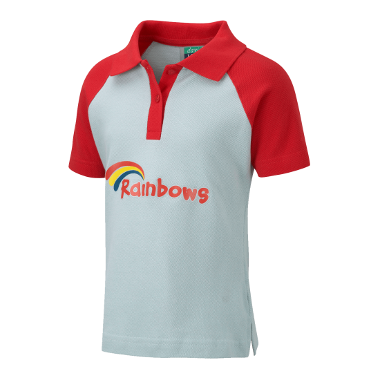 Rainbows Polo Shirt - Wear2School