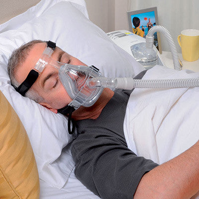 Forma Full Face CPAP Mask