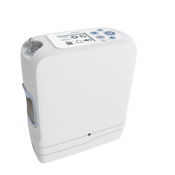 Inogen G5 Portable Oxygen Concentrator (ALL NEW) - Active Lifestyle Store