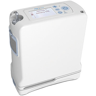 OxyGo FIT Portable Oxygen Concentrator - Active Lifestyle Store