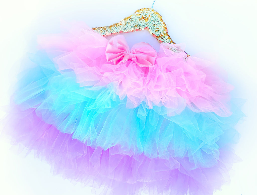 Multi-Color Tutu