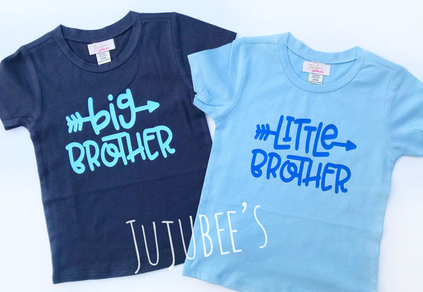 Arrow Big Brother / Little Brother Shirt/Bodysuit Item#126&127