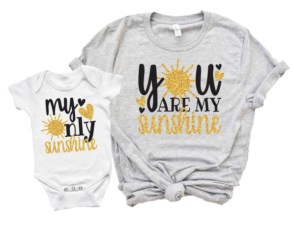 Mommy and Me Shirts, Mother Daughter, Mommy and Me Set, Best Friends Shirts, Mothers Day Gift, Mommy gift, Mom Gift, Mothers Gift, Baby Gift