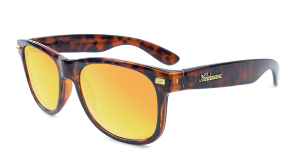 Glossy Tortoise Shell / Sunset Fort Knocks