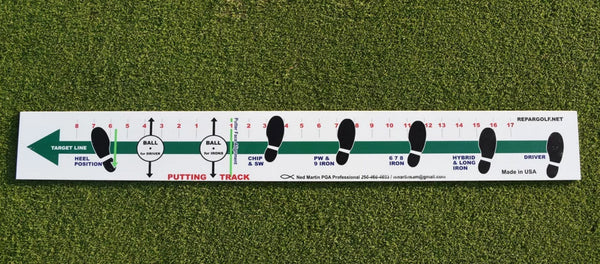 Perfect Swing Path Board