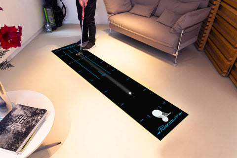 PuttOUT Pressure Putting Mat (7.8' putting mat)