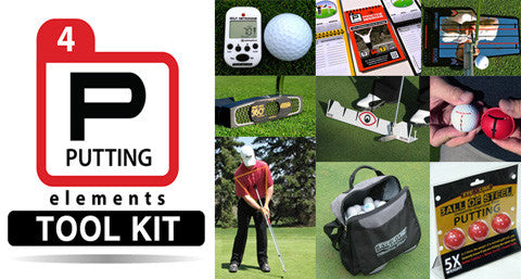 Four Elements Putting Kit