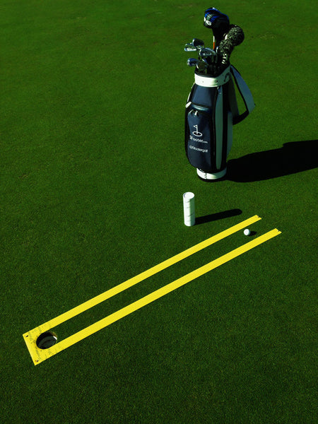 training putting aids golf aid devices practice tools
