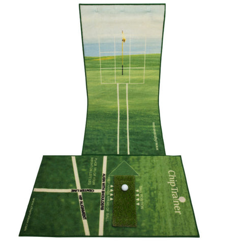 Chip Trainer short game improvement system by ChipTrainer