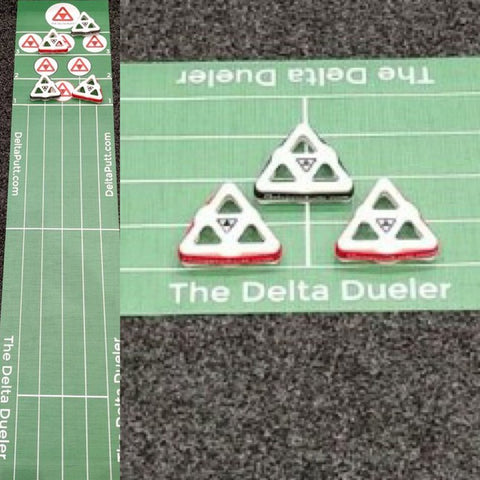 Delta Putt - Single and Delta Dueler