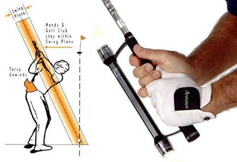 EZ-Plane Swing Trainer
