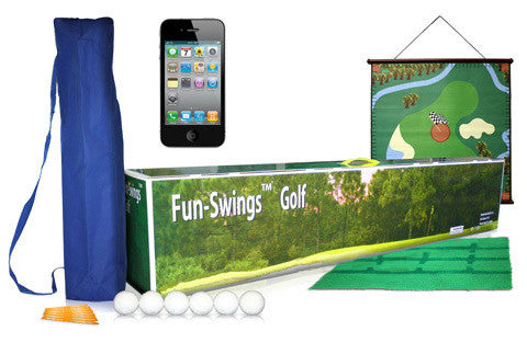 Fun Swings Golf Kit