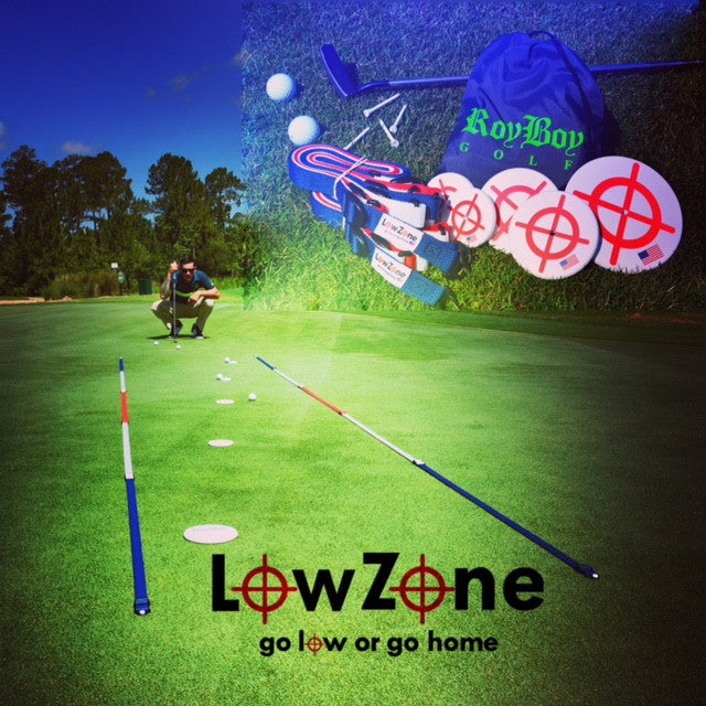 LowZone - Complete System