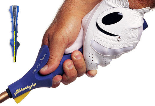The Perfect Grip Golf Training Aids