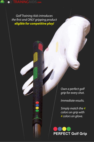 Perfect Golf Grip (1 grip, 1 glove) or (2 gloves, 13 grips)
