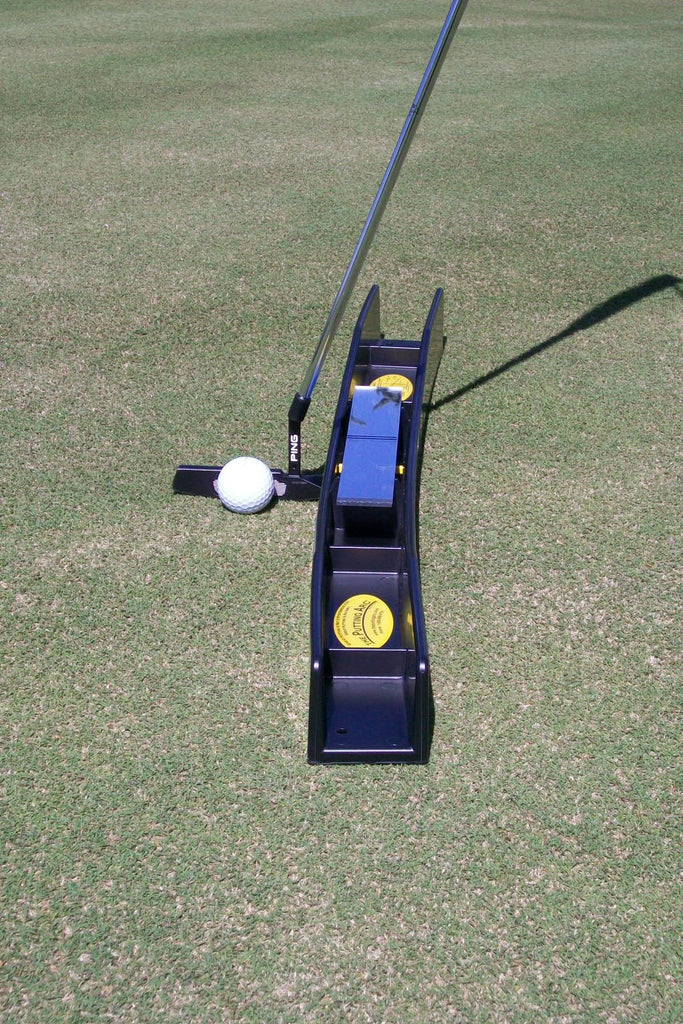 Putting Arc MS-3D dual curve putting track