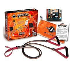 PowerBandz Resistance Bands (medium or heavy)