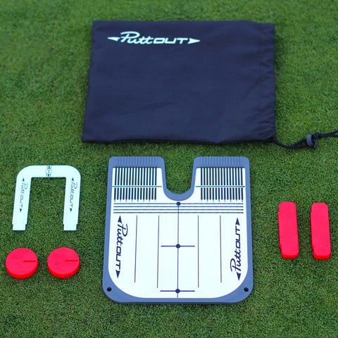 PuttOUT Putting Mirror and Gate Trainer