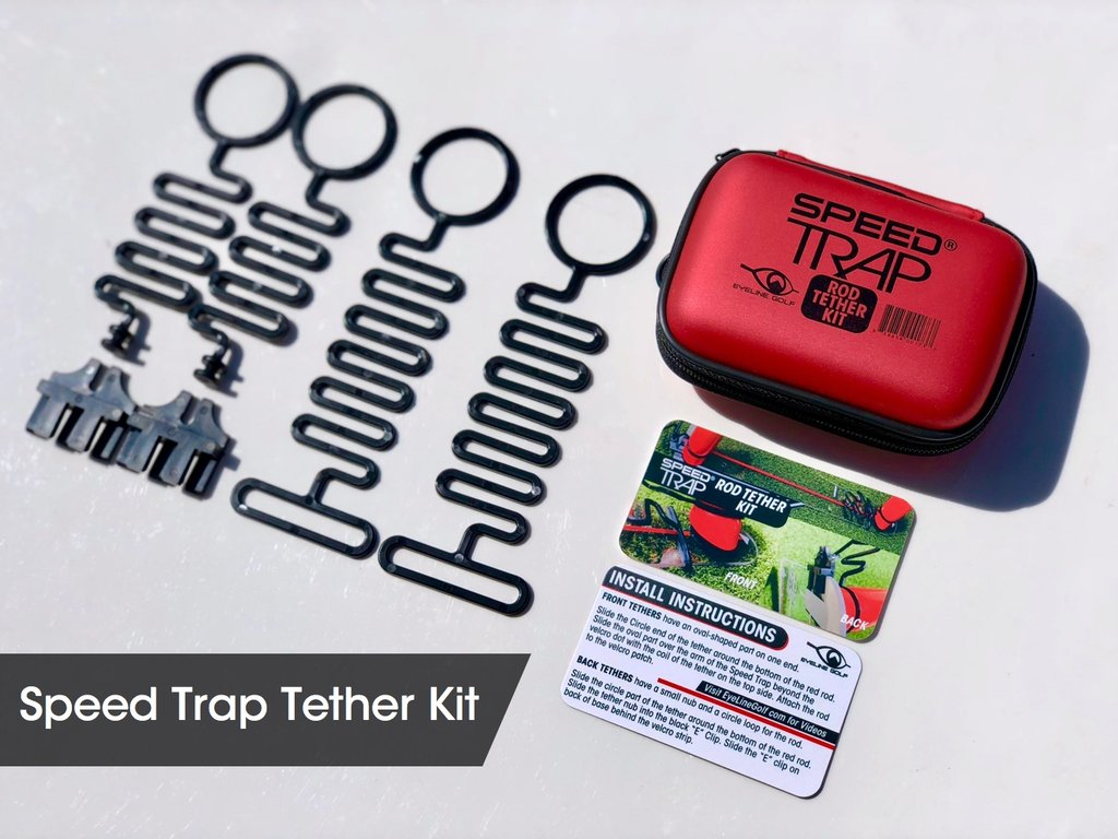 SPEED TRAP Tether Kit (Set of 4 tethers)