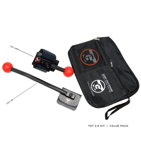 CLEARANCE TGT 2.0 KIT  - Includes TGT HIP and TGT ARM