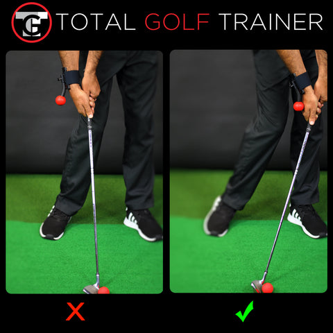 Total Golf Trainer 3.0 - Package includes Hip, Arm and Total Golf Trainer v2
