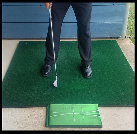 Acu-Strike Impact Golf Training Mat