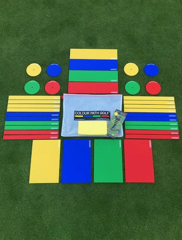 Colour Path Golf Pro Training Kit