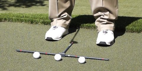 Dave Pelz Short Game T-Square