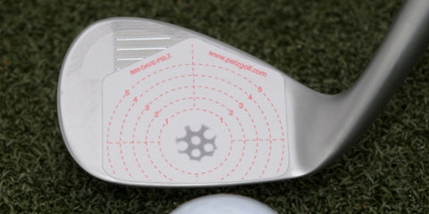 Dave Pelz Wedge Impact Tape