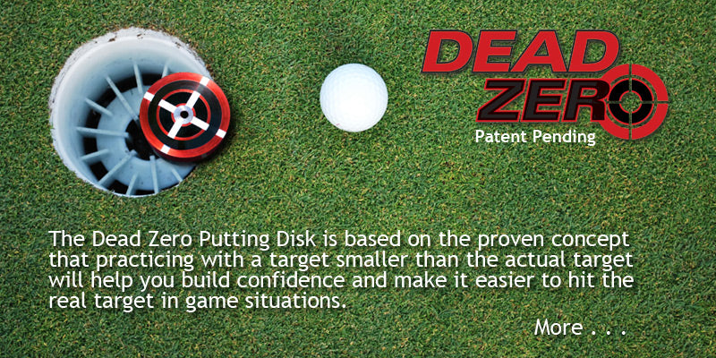 Dead Zero Putting Disk - Original and Pro models