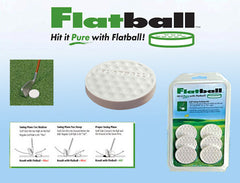 Flatball discs (pack of 6)