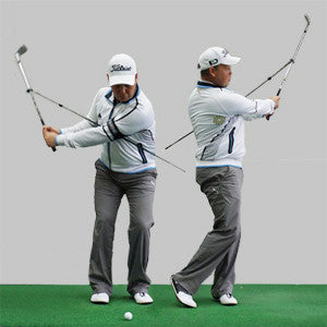 Golf In Sync Swing Trainer from Sweden