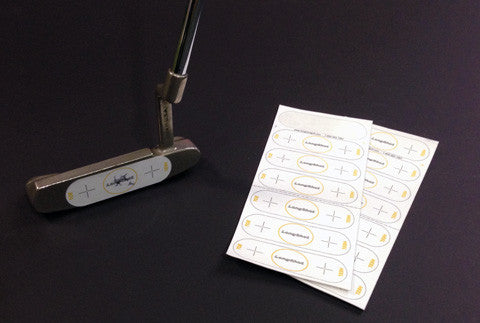 Impact Decals - PUTTING
