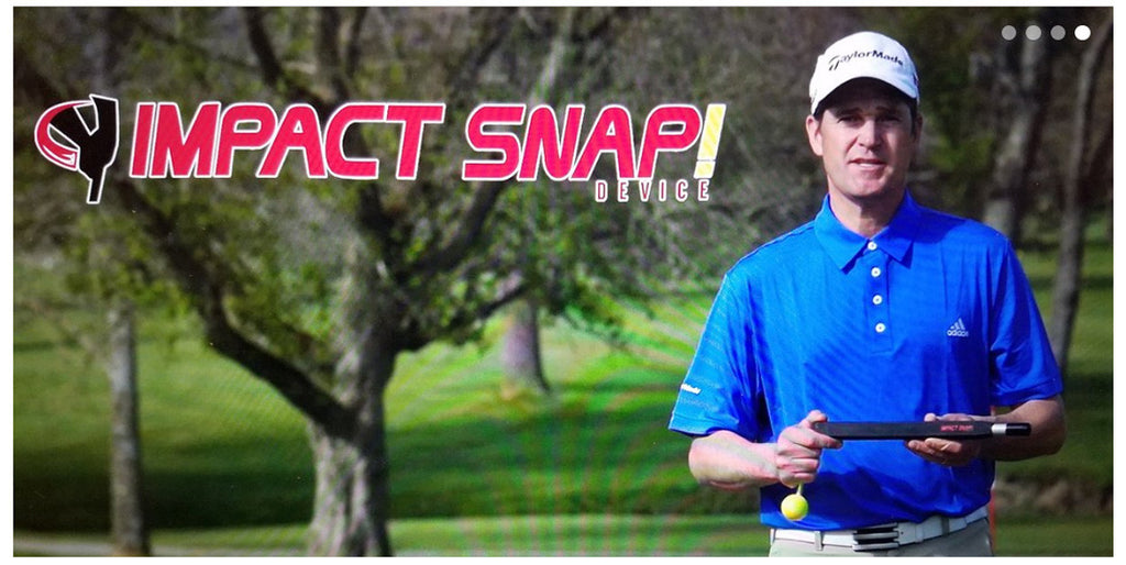 Impact SNAP! Golf Swing Training Device