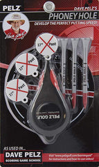 Dave Pelz Phoney Hole ( 3-PACK )