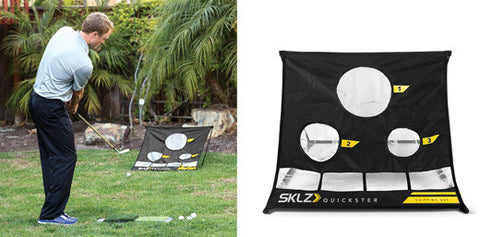 Quickster Chipping Net by SKLZ