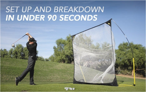 Quickster 8' x 8' Golf Net