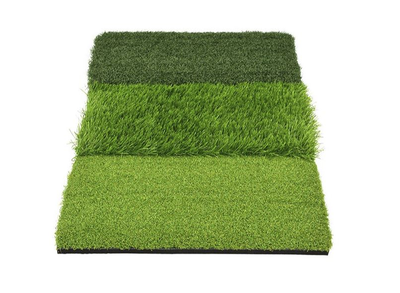 TriTurf Mat multi level grass hitting mat