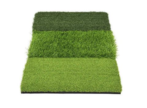 Tri-Turf Mat multi level grass hitting mat (TriTurf Mat)